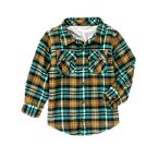 Plaid Flannel Shacket