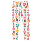 Graphic Floral Legging