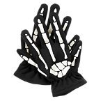 Spooky Skeleton Gloves