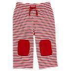 Holiday Striped Pants