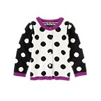 Dot Sweater Cardigan