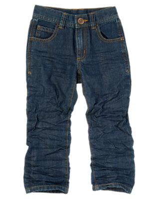 Boys Denim Skinny Jean by Gymboree