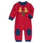 Moose Striped One-Piece
