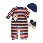Cuddle Bear 3-Piece Set
