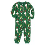 Elf One-Piece Cotton Pajama