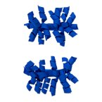 Curly Hair Clip Two-Pack