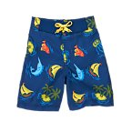 Tropical Fish Swim Trunk