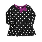 Bow Dot Swing Top