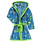 Aliens Fleece Robe