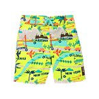 Road Trip Swim Trunks