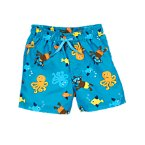 Scuba Monkey Swim Trunks