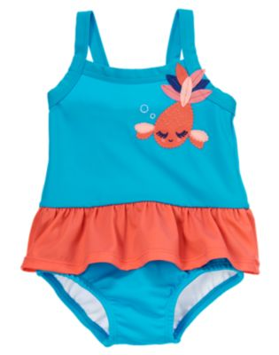 Fancy Fish Swimsuit