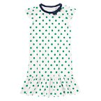 Bow Dot Twirly Dress