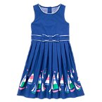 Sailboat Races Dress