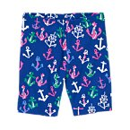 Allover Anchor Bike Short
