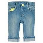 Lemon Pocket Jean
