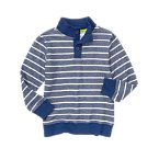 Striped Pullover Active Top