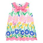 Big Blooms Dress