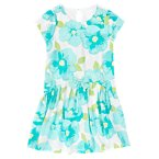 Big Flower Bow Dress