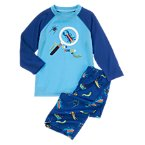 Bug Hunter Two-Piece Pajama Set
