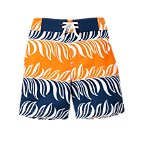 Kelp Pattern Board Short
