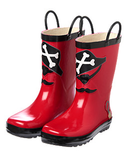 Pirate Rainboot