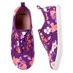 Plum Blossom Slip-on Sneaker