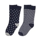 Spring Dressy Socks Two-Pack