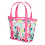Sea Creatures Jelly Tote Bag