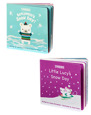Purple Orchid Gymboree Holiday Storybooks by Gymboree