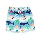 Sea Creatures Swim Trunks