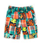 Tropical Patchwork Shorts