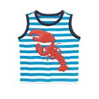 Lobster Striped Tank