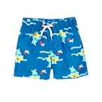 Hippo Swim Trunks
