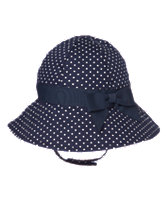 Dotty Bow Hat