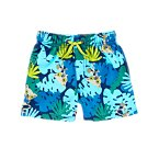 Lemur Swim Trunks