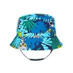 Lemur Print Bucket Hat