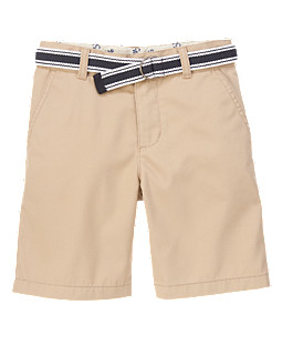 Light Twill Shorts