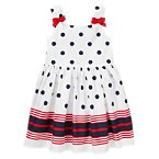 Patriotic Dots and Stripes Dress