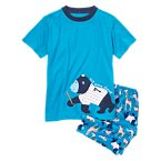 Gorilla Baseball Pajama Set