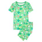 Funny Fish Shortie Two-Piece Gymmies®