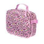 Leopard and Heart Lunchbox