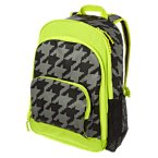 Houndstooth Backpack