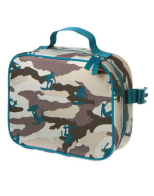 Surf Camo Lunchbox
