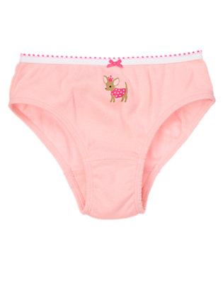 Girls Puppy Pink Princess Chihuahua Panty by Gymboree