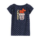 Just Be U Dots Tee