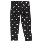 Puppy Print Leggings