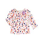 Flower Dot Top