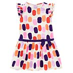 Oval Dot Dress