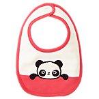 Panda Reversible Bib